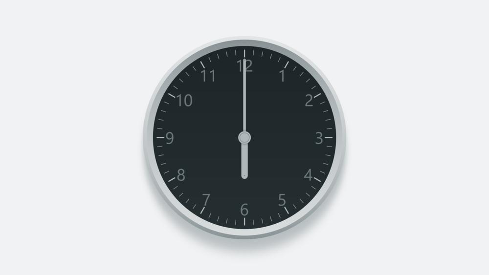 18時終了